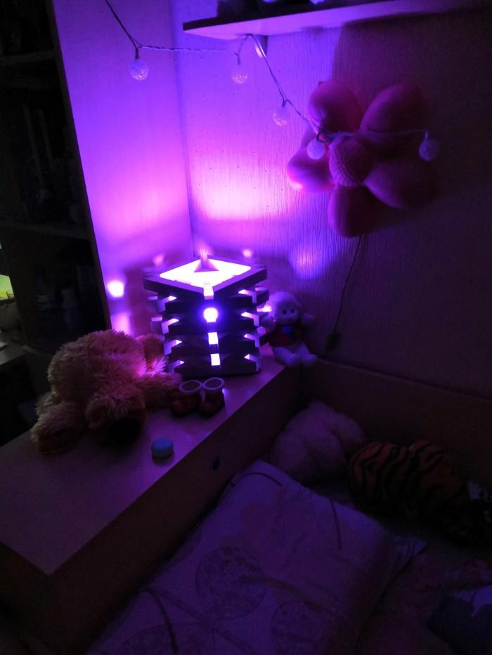 Деревянный светильник. Моё Ñобби. Хобби, Длиннопост, Светильник, Работа с деревом, Своими руками