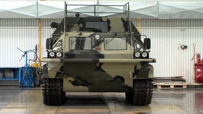 МодернизированныйМТ-ЛБ Мт-Лб, Модернизация, Россия, Набережные челны, Ремдизель, Длиннопост