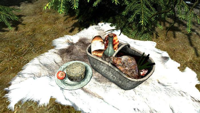 Скриншоты The Elder Scrolls V: Skyrim, Длиннопост, Скриншот, Игры