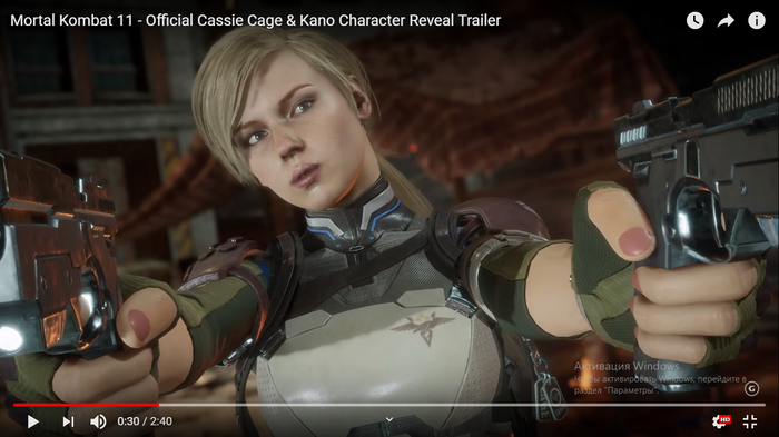 Мне одному показалось? Marvel, Mortal Kombat, Сравнение, Mortal Kombat 11, Cassie Cage, Черная вдова