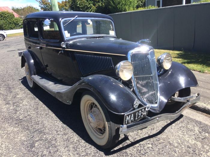 FORD1934. «Mafia» is back. Ford 1934, Мафия, Бонни и Клайд, Длиннопост