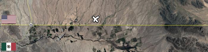 Как нелегально пересечь границу США.Заключительная США, Мексика, Граница, Длиннопост, Гифка, Видео