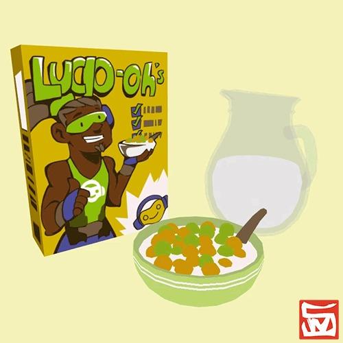 DJ Lucio - когда пацан к успеху пришёл... Overwatch, Lucio, Длиннопост, Гифка, Мемы, Юмор, Герои, Lore