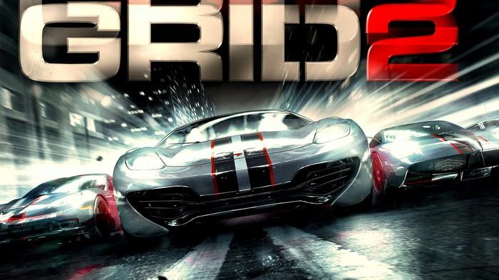 Раздача Grid2 + 2DLC Steam, Халява, Текст, GRID 2, Humble Bundle