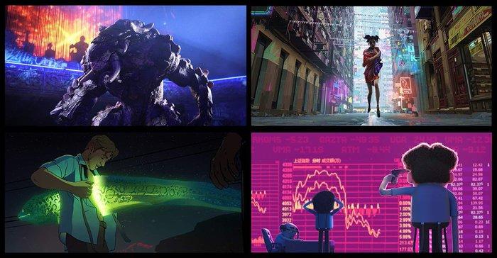 Любовь, смерть и роботы Советую посмотреть, Любовь смерть и роботы, Netflix
