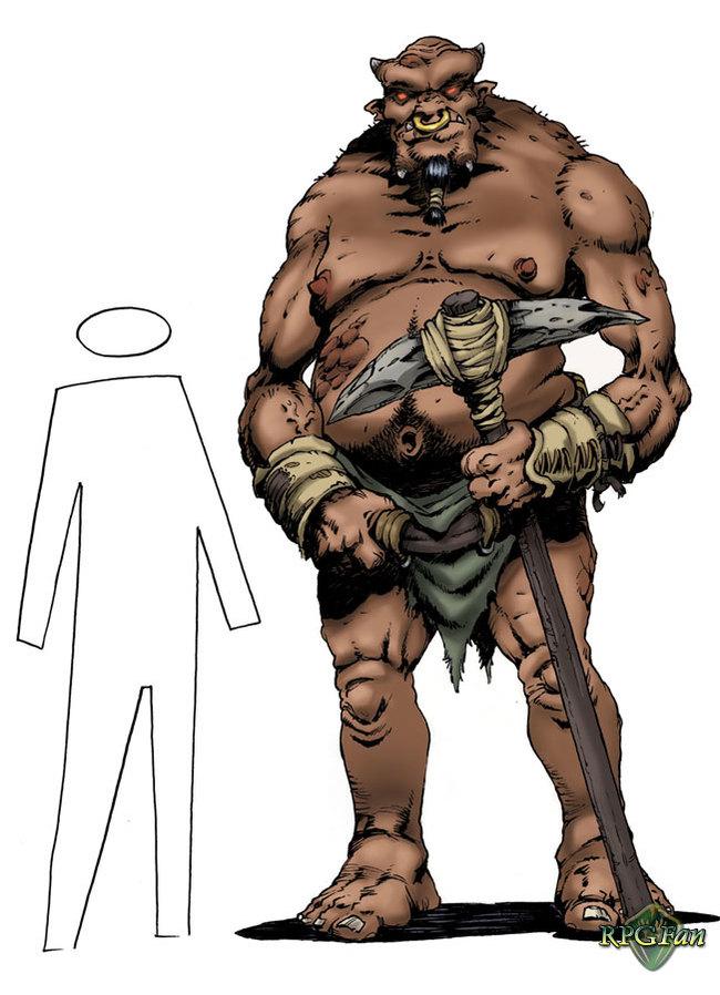 Человека, друг? Arx Fatalis, Game Art, Тролль, Компьютерные игры, Длиннопост