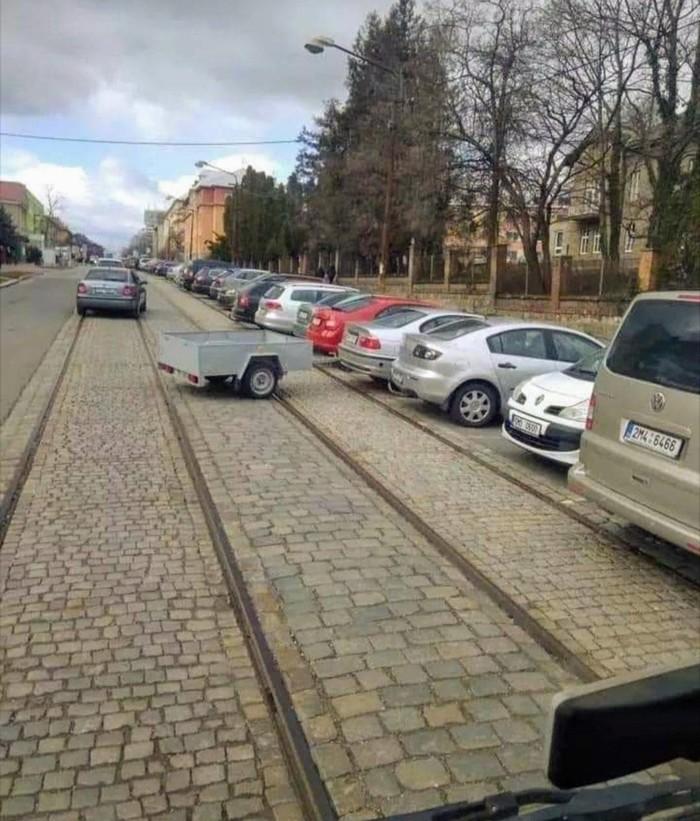 Я паркуюсь как....