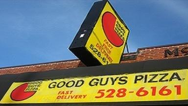 Доставка пиццы. Куръёзы. Everett, WA. 2001-2002 Пицца, Доставка, США, Длиннопост, Курьез