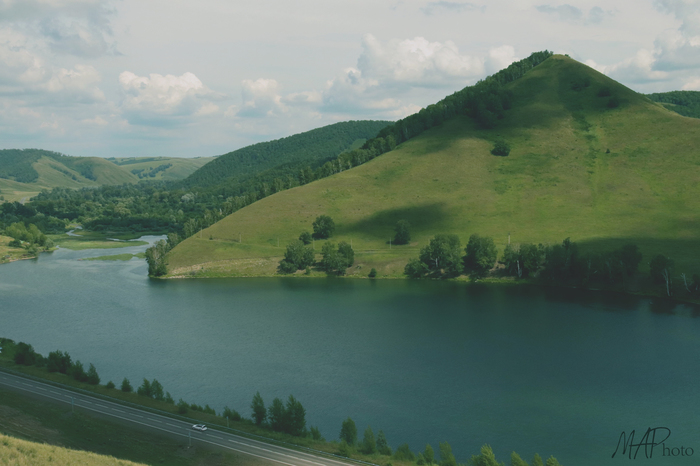 Республика Башкортостан Фотография, Пейзаж, Башкортостан, Горы, Река