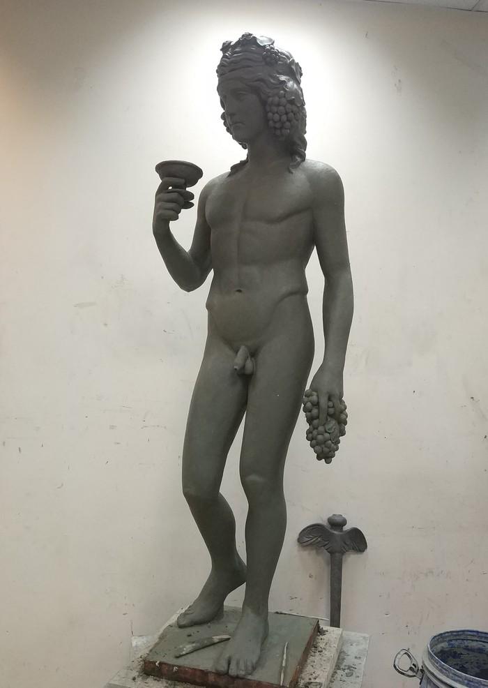 Бунт клубнички Античность, Статуя, Скульптура, Анатомия, Длиннопост