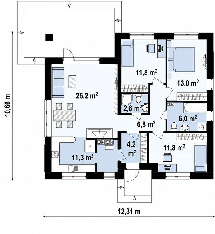 Выбор планировки частного дома Планировка дома, Строительство, Строительство дома, Проект дома, Помощь, Длиннопост