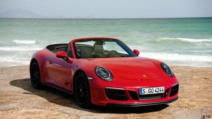 Porsche выплатит сотрудникам по 9700 евро за их усердие Германия, Премия