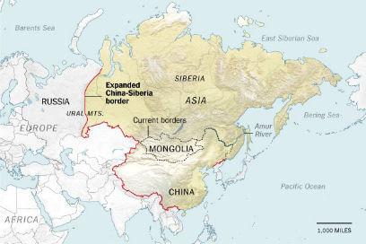 Продолжение китайской экспансии в В Омске и в Омской области Китай, Россия, Дальний Восток, Политика, Переселение, Захват, Видео, Длиннопост