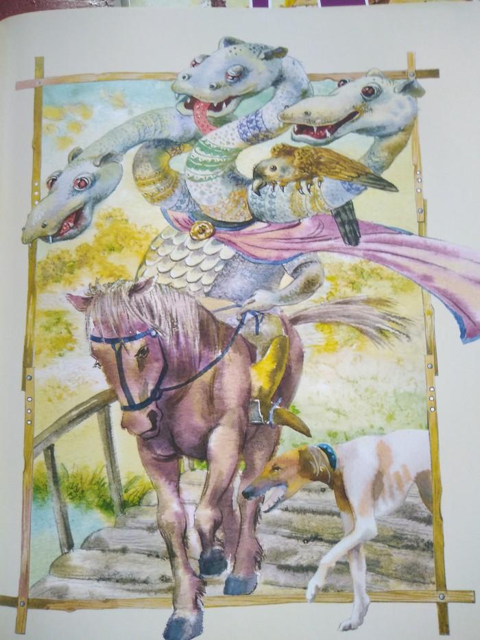 Ещё одна книга сказок. Возраст 6+. Книги, Детям, Сказка, Оформление, Длиннопост