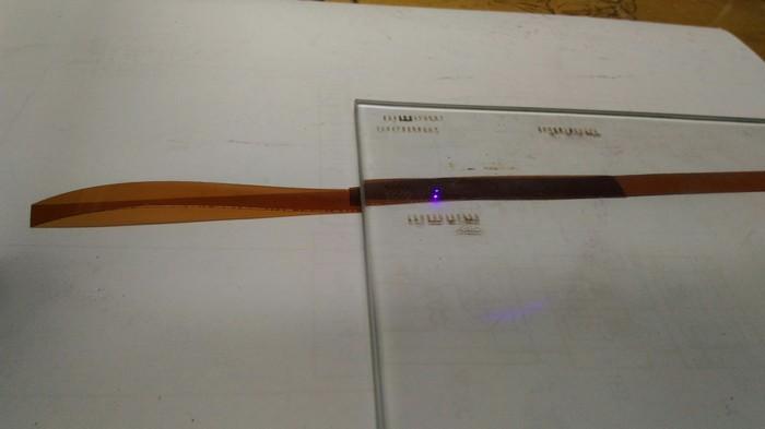 Соединение ПЭТ ленты лазерным гравером. Пэт, 3D печать, Видео, Длиннопост