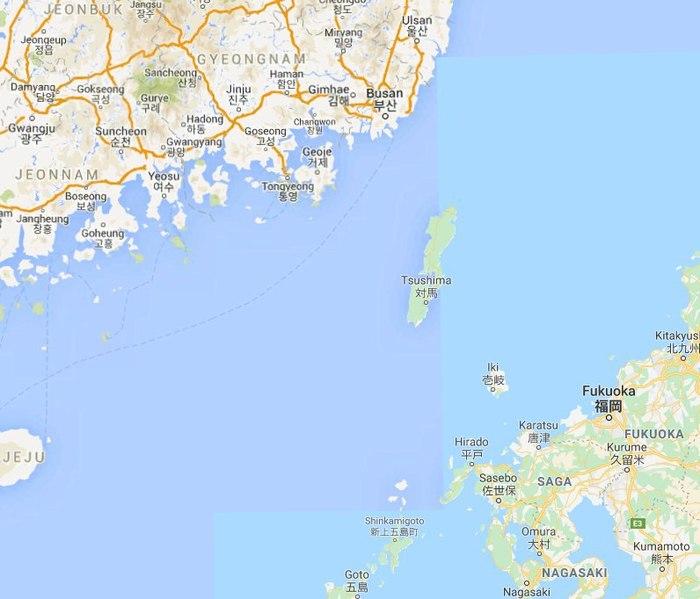 Южная Корея на Гугл Картах Факты, Южная Корея, Северная Корея, Корея, Карты, Google, Google Maps