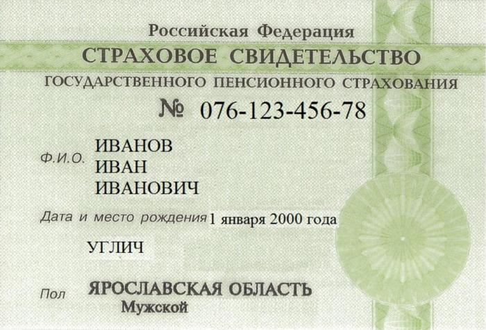 В России отменили бумажный СНИЛС Снилс, Отменили, Пенсионный фонд