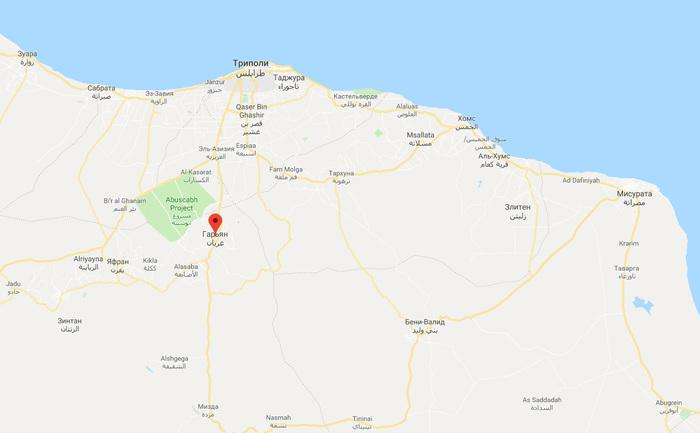 Ливийский маршал захватил первый город по пути к Триполи Нефть, Великобритания, Ливия, Политика, Длиннопост
