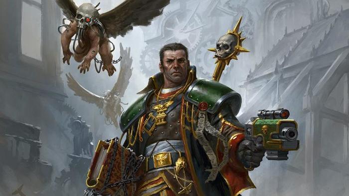 Мастерская войны. Как живет и развивается сеттинг Warhammer 40,000 Warhammer 40k, Games Workshop, Black Library, Horus Heresy, Видео, Длиннопост