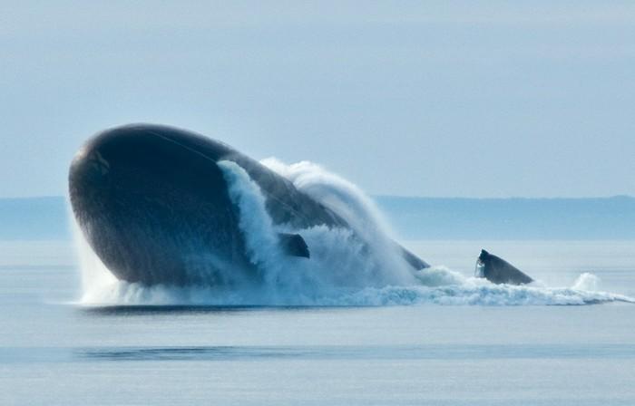 Подводные лодки проекта 955 «Борей» Подводная лодка, Армия, Вооружение, Оружие, Россия, Видео, Длиннопост