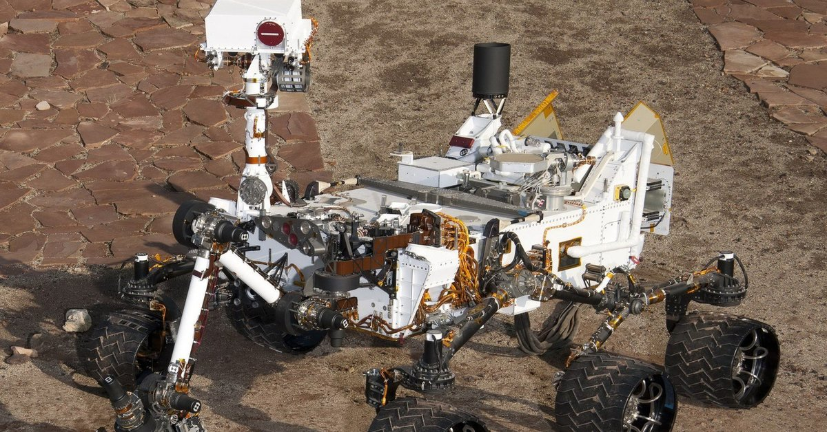 nasa rovers over the years - HD 3592×2610