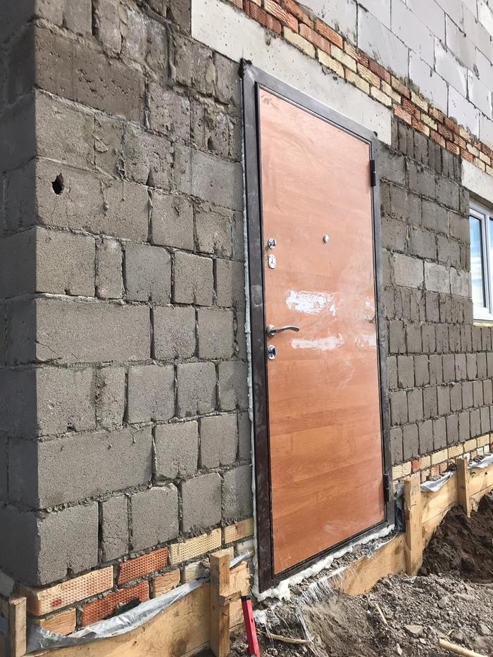 """""""Установка дверей"""" Дверь, Ремонт, Ошибка, Длиннопост, Вконтакте, Строительство, Скриншот"""