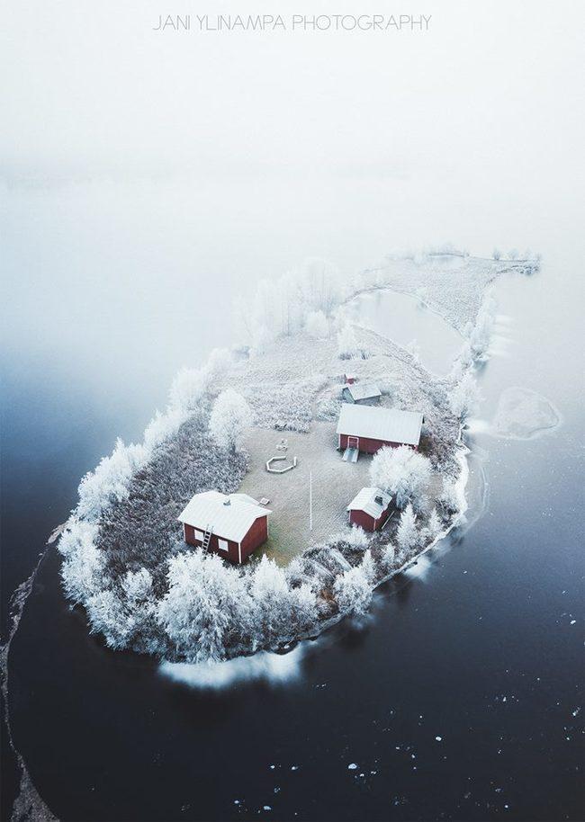 Хочу все знать #184. Творчество финского фотографа Яни Илинампе. Хочу все знать, Природа, Фотография, Финляндия, Красота, Фотограф, Длиннопост