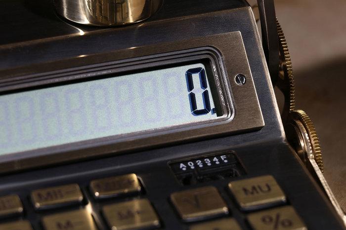Электромеханическое устройство для подсчёта денег «Баблометр» Калькулятор, Стимпанк, Самоделки, Видео, Длиннопост