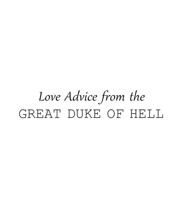 Love Advice from the Great Duke of Hell (Ep.20) Laftgdoh, Unfins, Перевел сам, Комиксы, Длиннопост