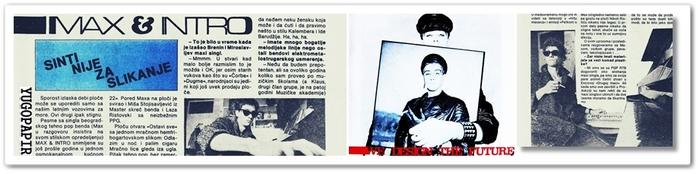 Югославский синтипоп 80-х Электронная музыка, Видео, Синти-Поп, Югославия, Ретро, Музыка, Длиннопост