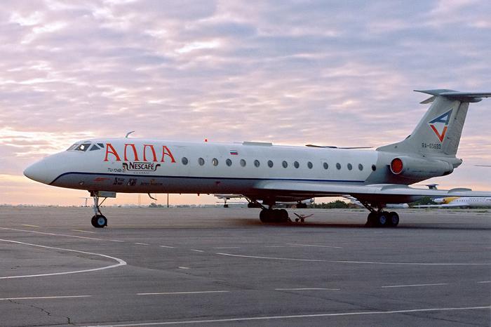 22 мая закончатся регулярные рейсы на Ту-134 Авиация, Ту-134, Эксплуатация, Длиннопост