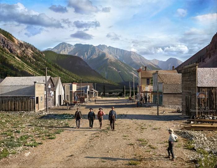 Колорадо, США, начало XX века