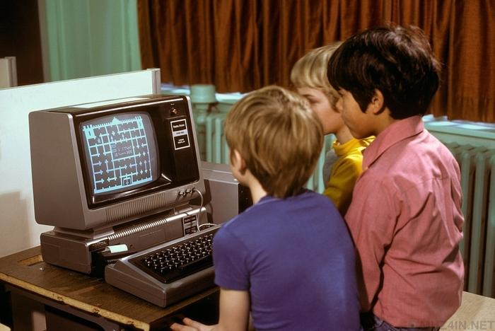 Когда-то люди скачивали игры на компьютер при помощи радио Факты, Технологии, История, Изобретения, Игры, Компьютер, Радио, Длиннопост