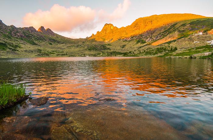 Как быстрые не могли догнать медленных Ергаки, Озеро Каровое, Смешные истории, Жизнь, Активный отдых, Отдых на природе, Длиннопост