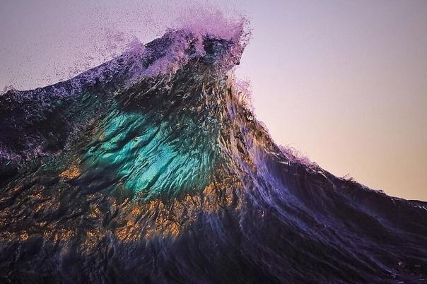 Волна как гора