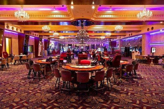 В америке казино