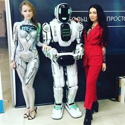Да что вы знаете о технологическом прогрессе... Робот, Телевидение, Обман, Видео, Длиннопост