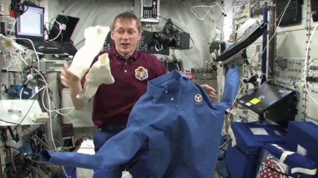 Корпорация «Энергия» разрабатывает стиральную машину для космоса Ркк Энергия, Космос, Стиральная машина, Разработка