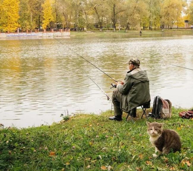 Это платный пруд! Гоните бабки! Рыбалка, Деньги, Частная собственность, Длиннопост