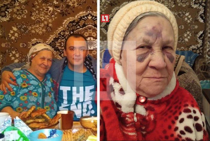 Пенсионерка из Башкирии рассказала, как её избивала учительница Избиение, Учитель, Длиннопост, Негатив