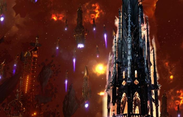 Готично Warhammer 40k, Париж, Собор, Пожар, Battlefleet Gothic: Armada, Paint, Wh humor, Notre Dame De Paris