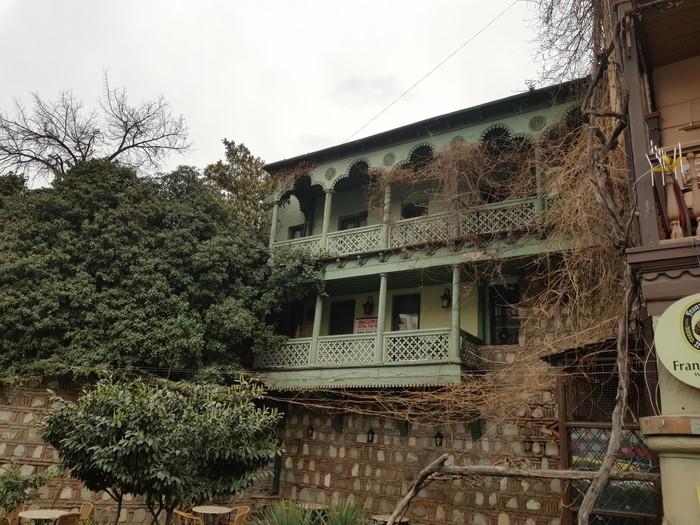 Балконы как отдельный вид искусства Балкон, Грузия, Прогулка по городу, Длиннопост