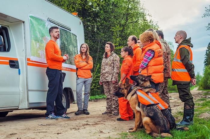 Я иду искать... Подготовка собаки-спасателя для ПСС.