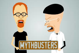 MYTHBUSTERS Разрушители мифов, Uspeli, Бунт