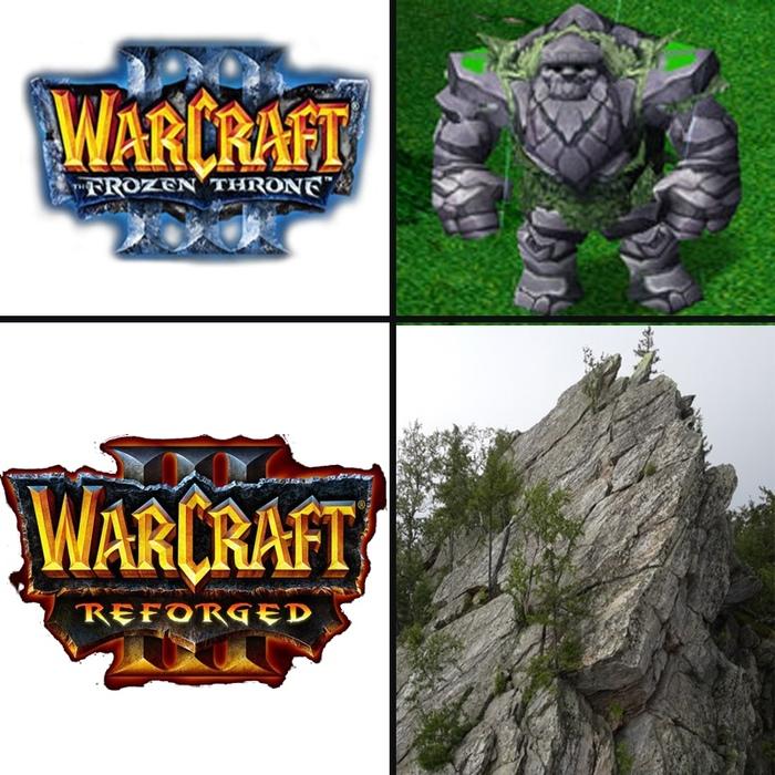Что стало с горным великаном