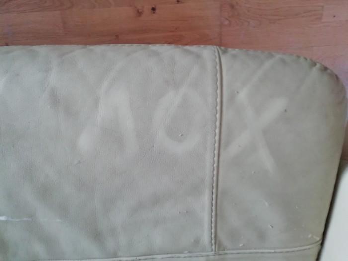 Как я кожаный диван чистил Чистка, Крот, Диван, Химия, Кожа, Длиннопост