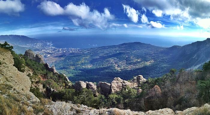 На волне природы. Крым, Природа, Горы, Красота, Отдых, Фотография, Длиннопост