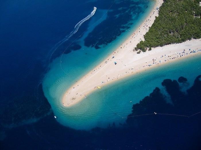 Остров Брач в Хорватии