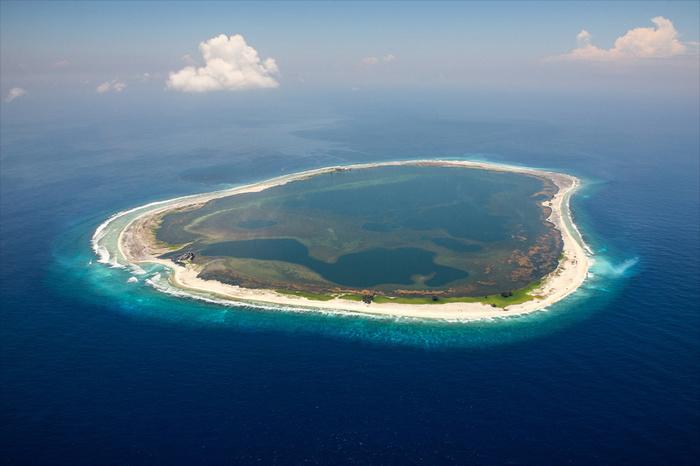 Остров Клиппертон.