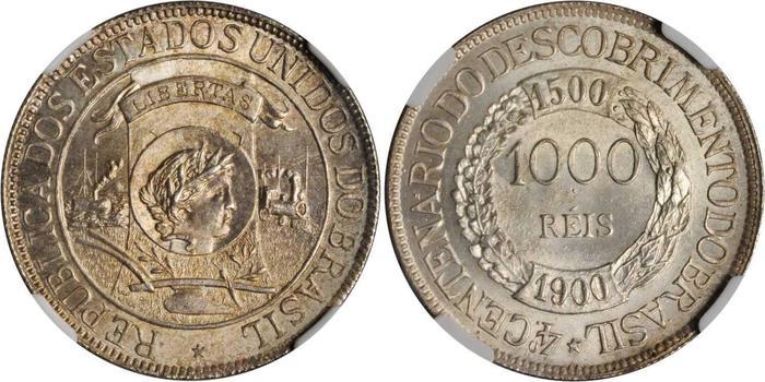 Юбилейные монеты Бразилии. Нумизматика, Юбилейные монеты, Бразилия, Длиннопост